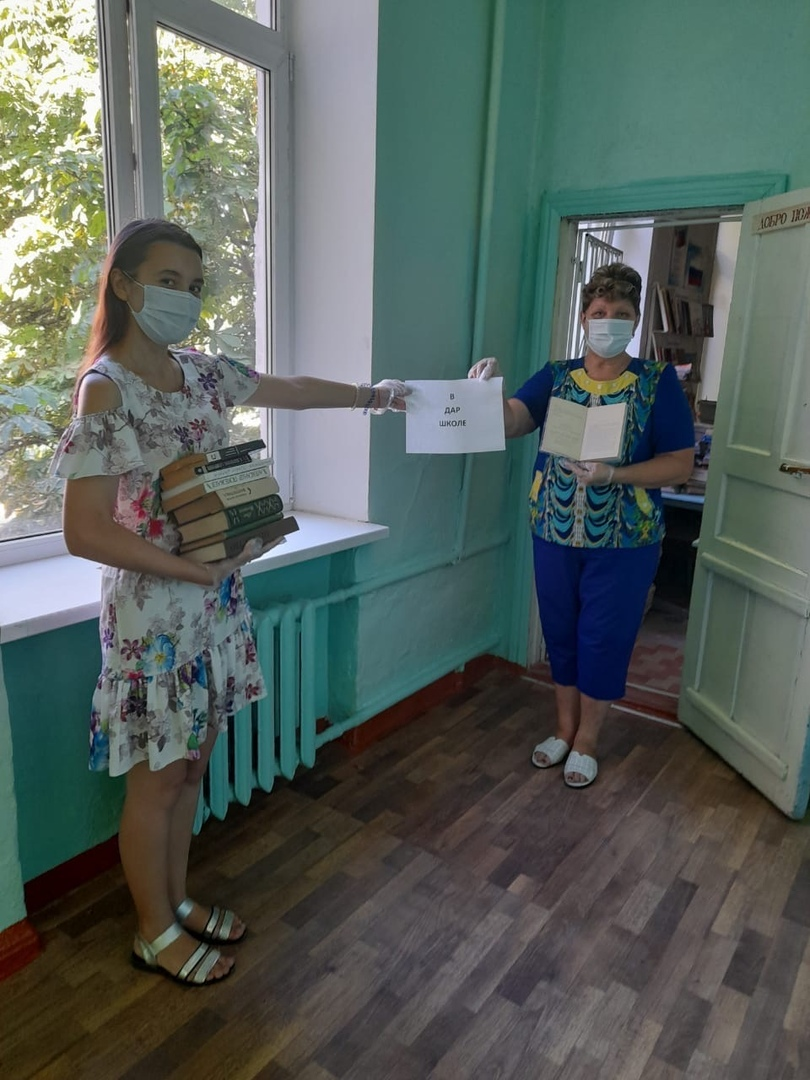 В Новошахтинске проходят акции, посвященные началу нового учебного года, фото-7