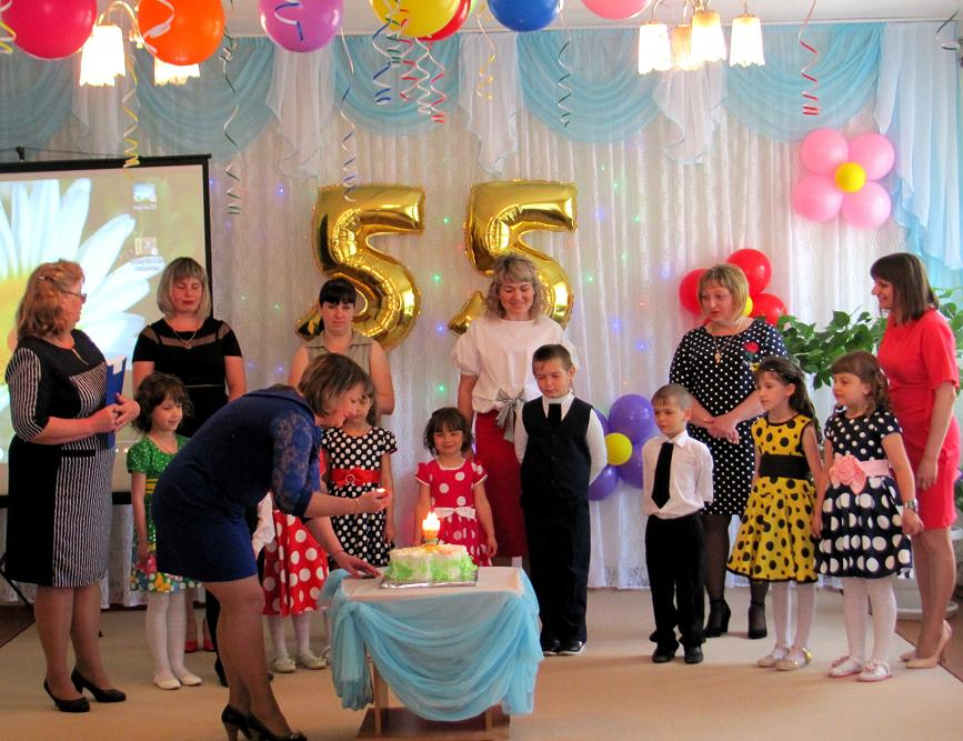Сценарий дня рождения для сотрудника детского сада